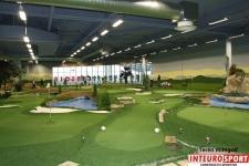 Lucrare teren de golf