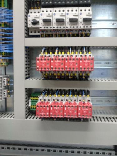 Instalare componente electrice
