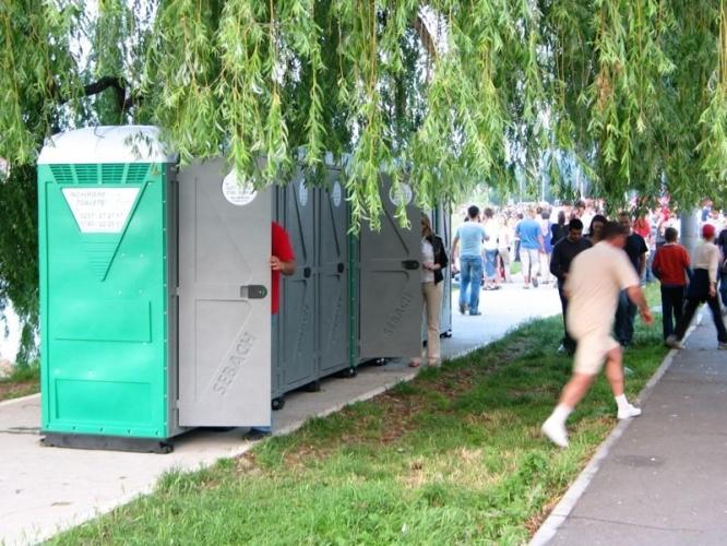 Inchiriere toalete evenimente
