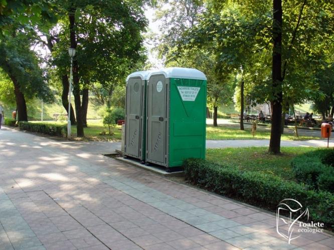 Toalete ecologice spatii publice