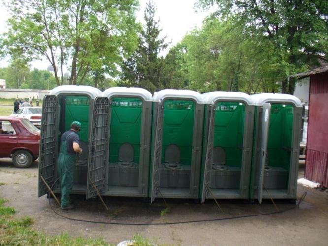 Igienizare toalete ecologice