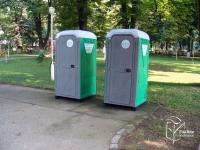 Toalete parcuri