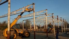 Demolări mecanizate și construcții