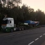 Transport utilaje si echipamente