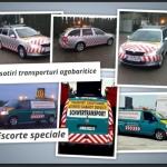 Transport agabaritic cu gondolă