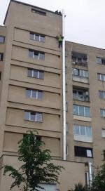 Montaj ventilatie bloc rezidential