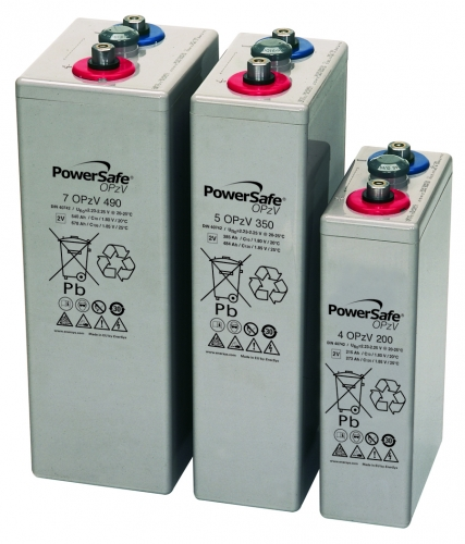Baterii de tractiune Enersys
