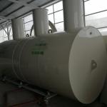 Separator de grasimi elicoidal, montaj sub chiuveta