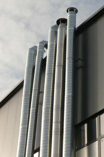 Sisteme de ventilatie si cosuri de fum