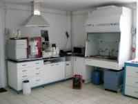 Laborator certificat pentru analize chimice