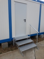 Scara container