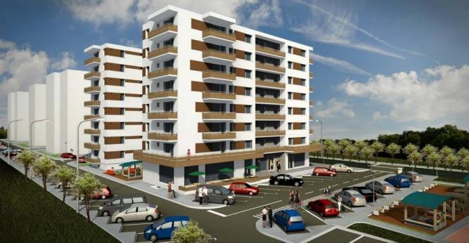 Design locuințe colective