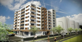 Arhitectură locuințe colective
