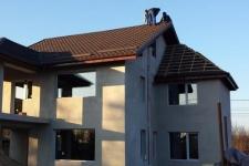 Montaj acoperisuri case noi