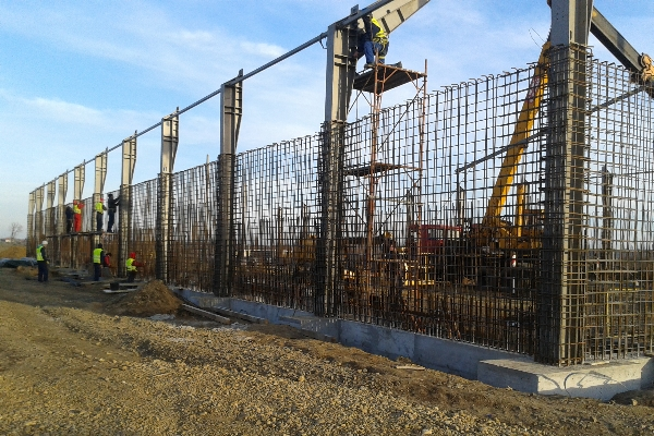 Structuri metalice pentru constructii