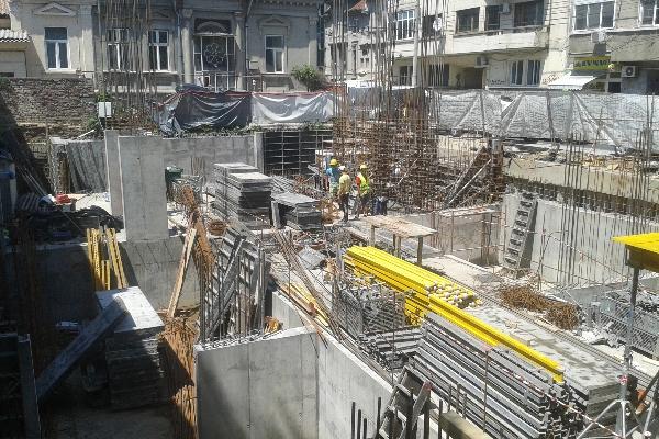 Constructie blocuri rezidentiale