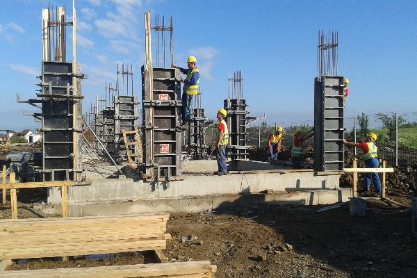 Constructii civile industriale