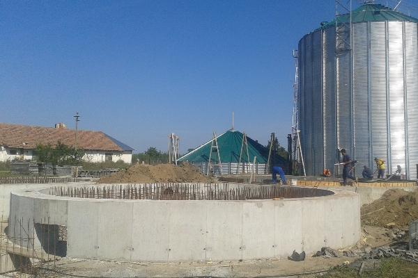 Fundatii speciale si structuri beton