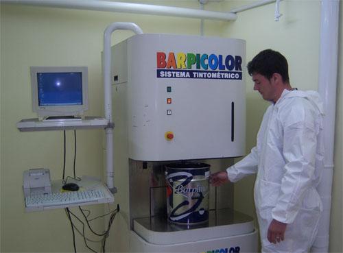 Servicii tintometrie