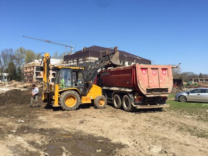 Lucrări de construcții civile