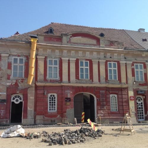 Renovare fatade istorice