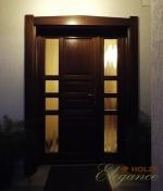 Uși din lemn stratificat