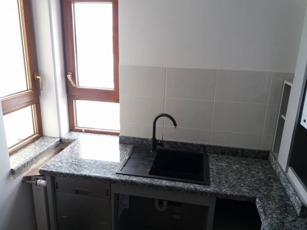 Blat bucătărie - granit monterosa