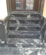 Trepte marmură