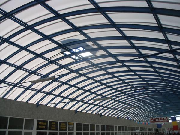 Sisteme arhitecturale Rodeca pentru acoperis