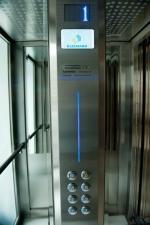 Panou comanda interioara pentru lift