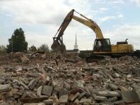 Demolări GLOBAL PROFIL CONSTRUCT
