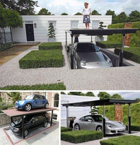 Stilul agent secret lift pentru masina brasov construct for Garage nicol auto agen